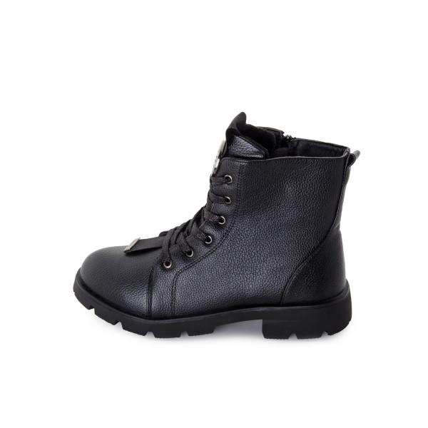 Ботинки женские Kimboo MS 24202 черный