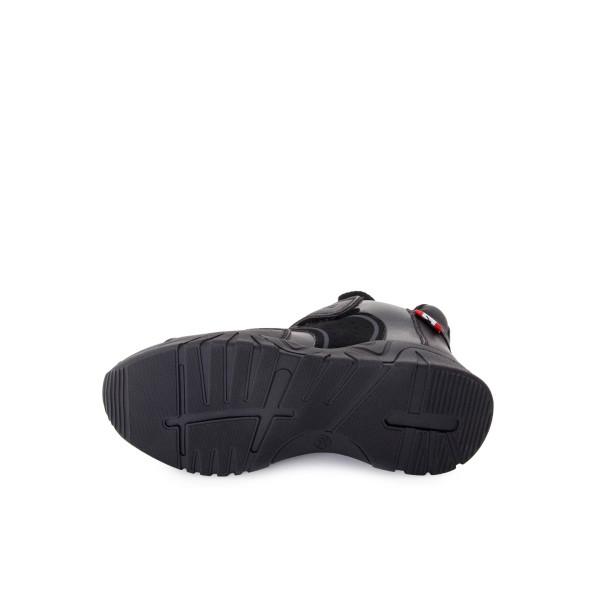 Черевики чоловічі Kimboo чорний 24203