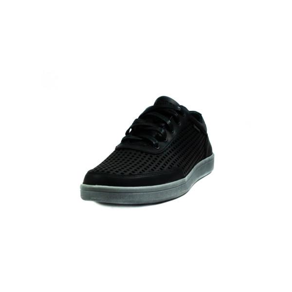 Кеды летние мужские Clubshoes 18-22П черные