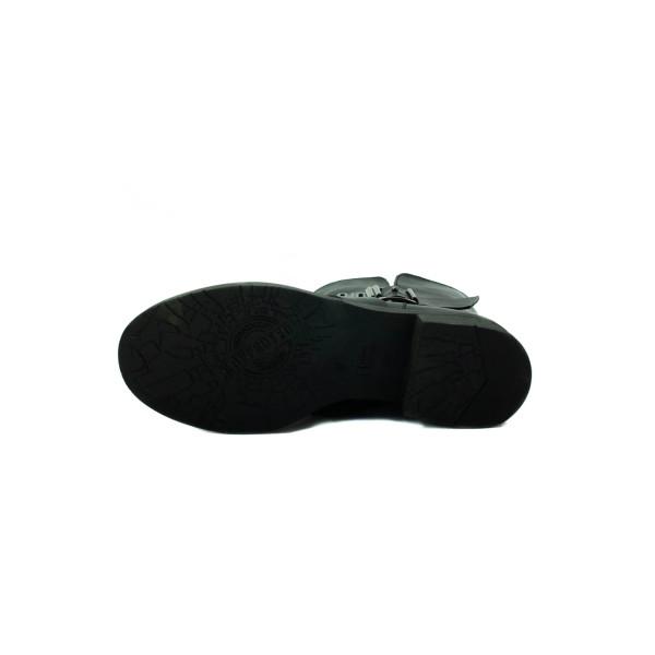 Ботинки демисезон женские Footstep 449 черные