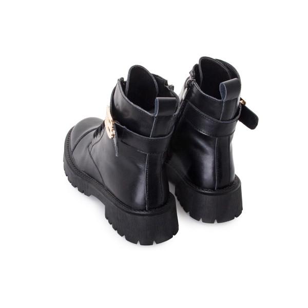Ботинки женские IT TS MS 24211 черный