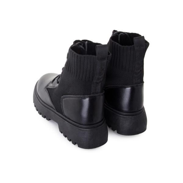 Ботинки женские Без ТМ MS 24219 черный