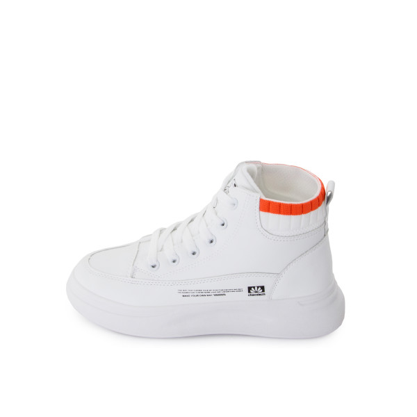 Ботинки женские Без ТМ MS 24224 белый