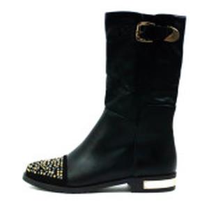 [:ru]Ботинки демисезон женские SP Lion 1469-1 черные[:uk]Черевики демісезон жіночі SP Lion чорний 24126[:]