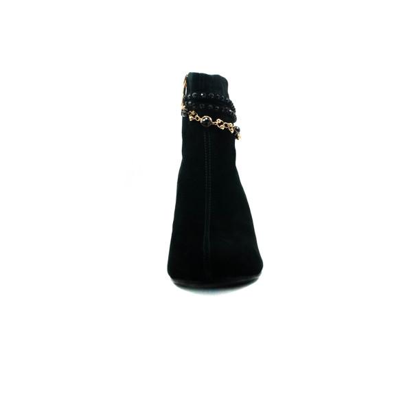 Ботинки демисезон женские Morento 1528 черные