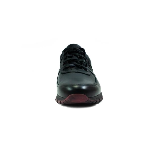 Кроссовки демисезон мужские Clubshoes 18-3 черные