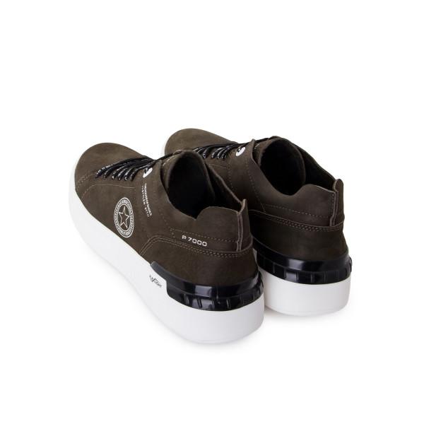 Ботинки мужские Konors MS 24227 хаки