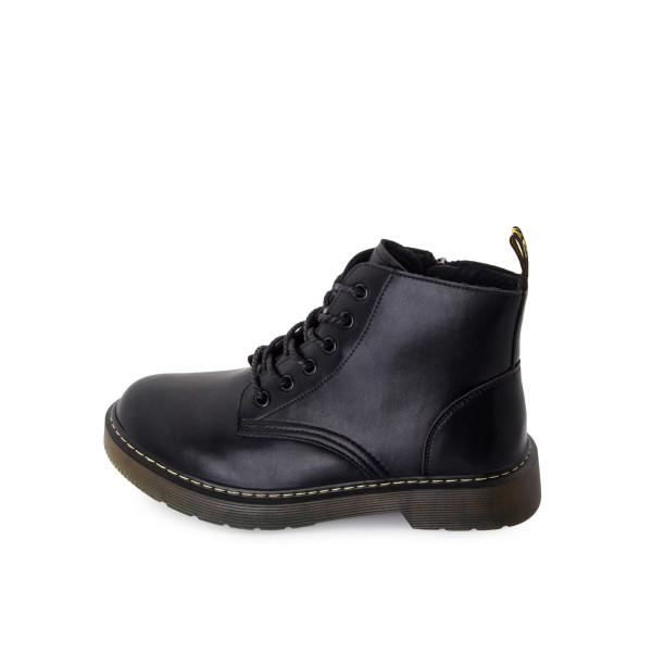 Ботинки женские Без ТМ MS 24228 черный