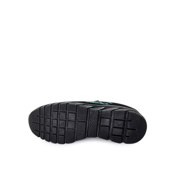 Кроссовки мужские ArtStar MS 24229 черный, зеленый