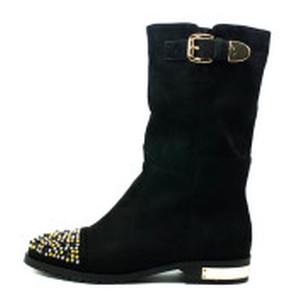 [:ru]Ботинки демисезон женские SP Lion 1469-1 черные[:uk]Черевики демісезон жіночі SP Lion чорний 24127[:]