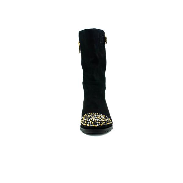 Ботинки демисезон женские SP Lion 1469-1 черные