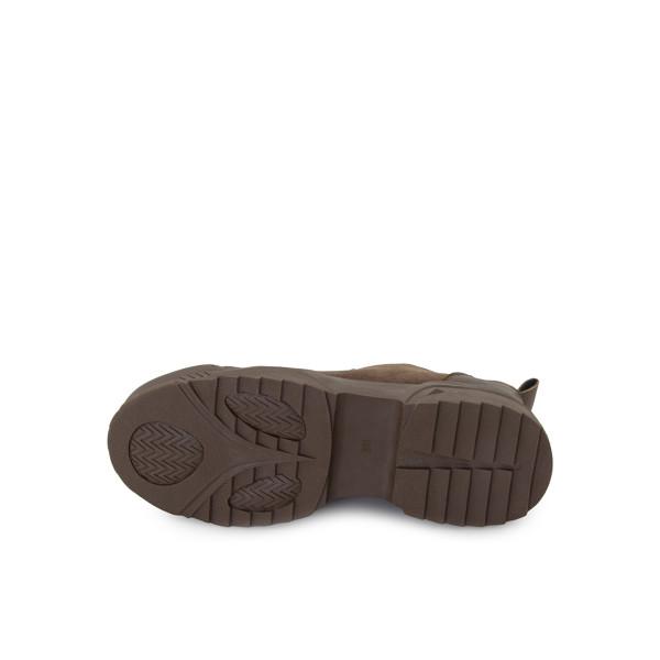 Кроссовки женские ArtStar MS 24053 коричневый