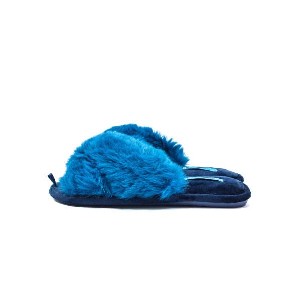 Тапочки кімнатні жіночі Home Story синій 24366