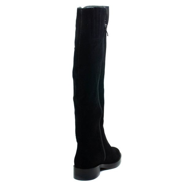 Сапоги зимние женские Fabio Monelli C5-Z365-61703BBM-18 черные