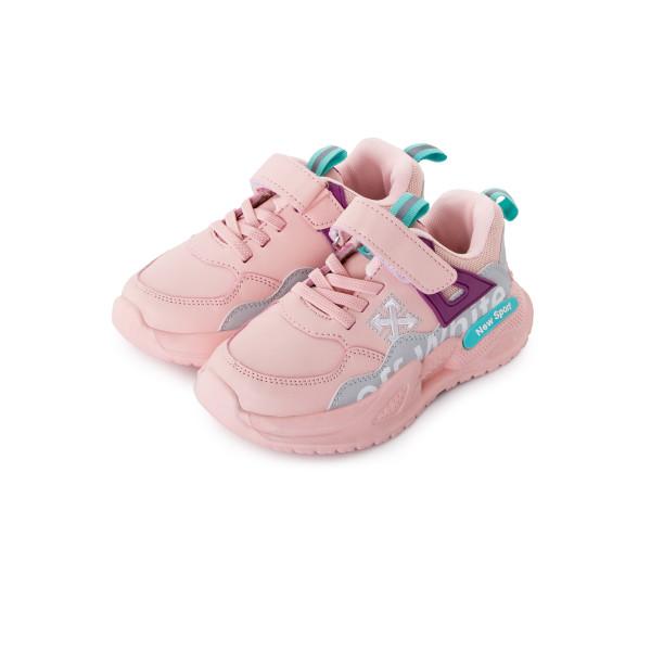Кроссовки женские Канарейка MS 24307 розовый