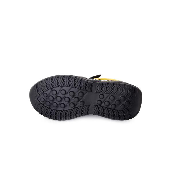 Кросівки чоловічі Канарейка чорний 24308