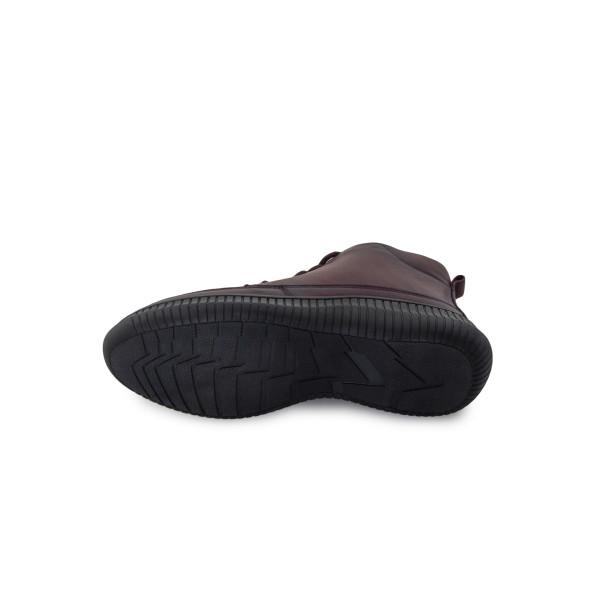 Ботинки женские DESIDERO MS 24312 бордовый