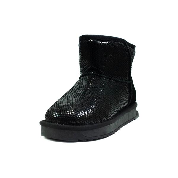 Угги женские Sopra F2683 черные