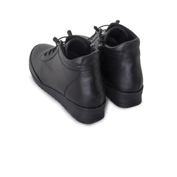 Черевики жіночі Women Boots чорний 24314