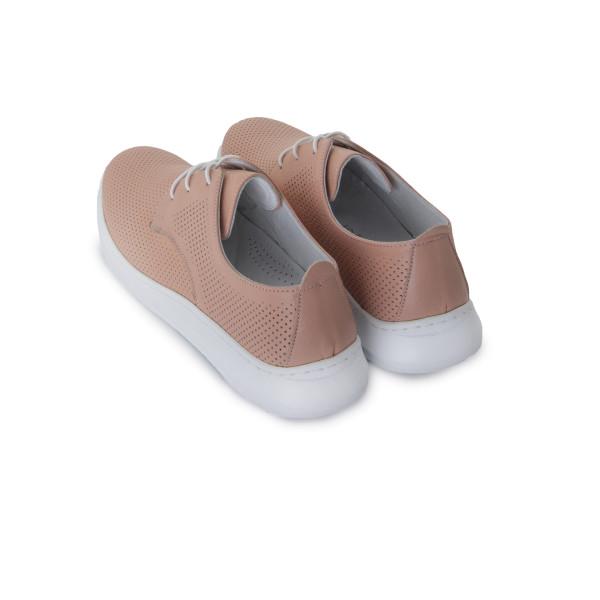 Туфлі жіночі Brenda пудровий 24317