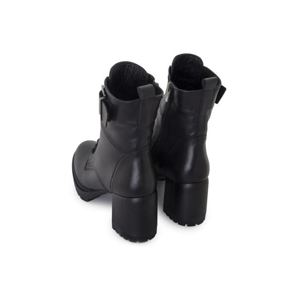 Ботинки женские Без ТМ MS 24379 черный