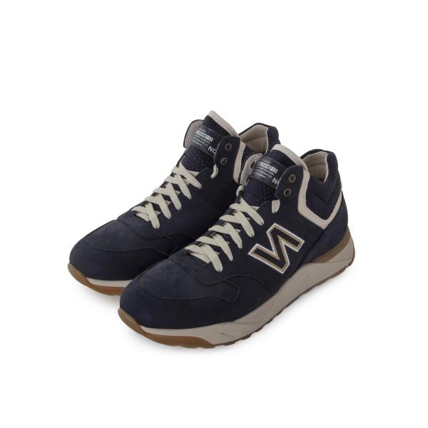 Ботинки мужские Konors MS 24381 синий