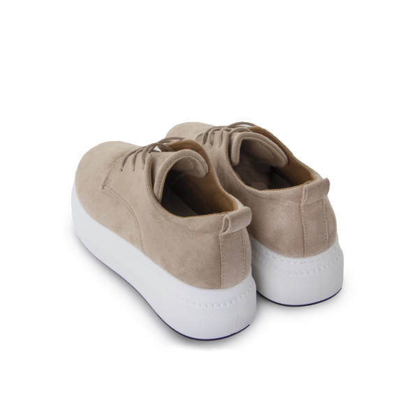 Туфли женские Fashion Pymes MS 24330 бежевый