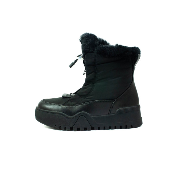 Ботинки зимние женские M25 T31-6995Z2721 черные