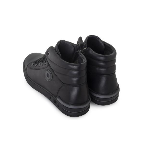 Черевики чоловічі Konors чорний 24384