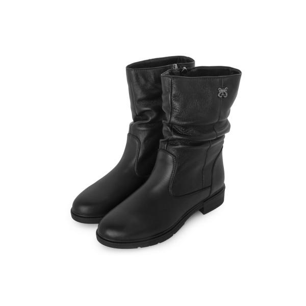Сапоги женские Tomfrie MS 24431 черный