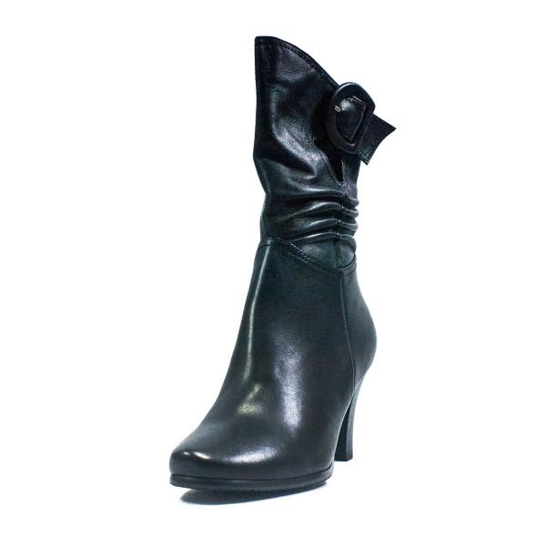 Черевики демісезон жіночі Fiore чорний 24540