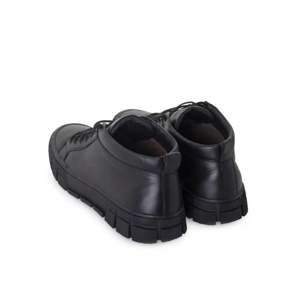 Черевики чоловічі Tomfrie чорний 24479
