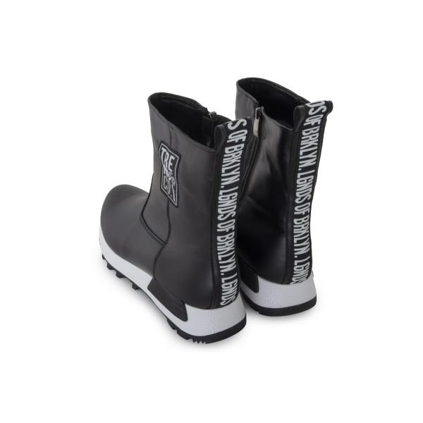 Ботинки женские Tomfrie MS 24386 черный