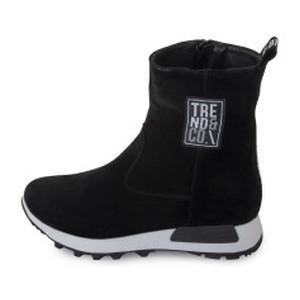 Ботинки женские Tomfrie MS 24387 черный