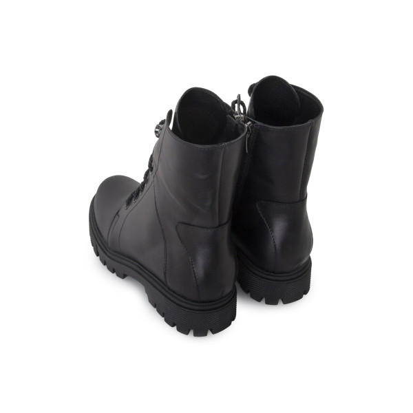 Черевики жіночі Tomfrie чорний 24388
