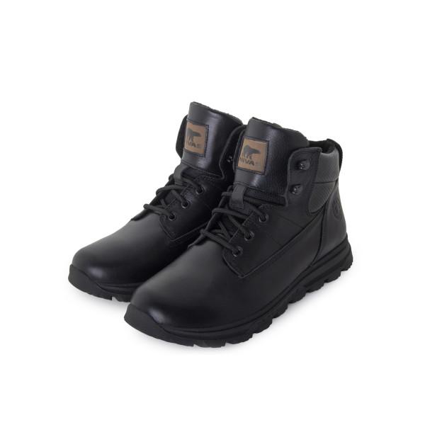 Ботинки мужские Nivas MS 24486 черный