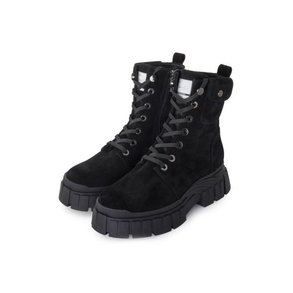 Ботинки женские Tomfrie MS 24488 черный