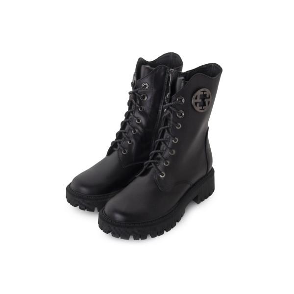 Ботинки женские Tomfrie MS 24389 черный