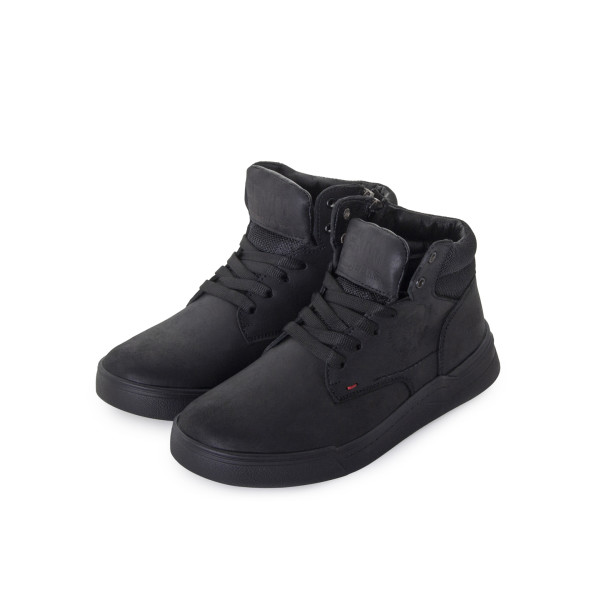 Ботинки мужские MULTI SHOES MS 24490 черный