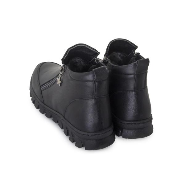Ботинки женские Brenda MS 24492 черный