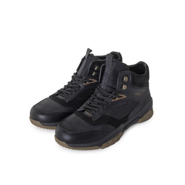 Ботинки мужские Konors MS 24493 черный