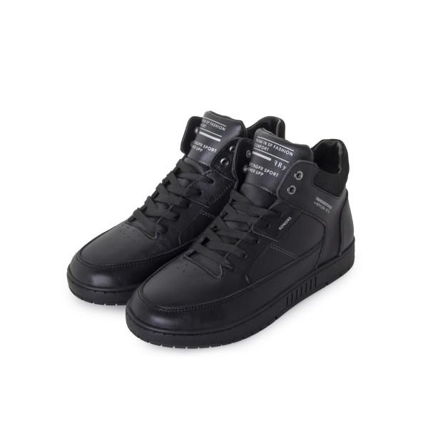 Ботинки мужские Konors MS 24494 черный