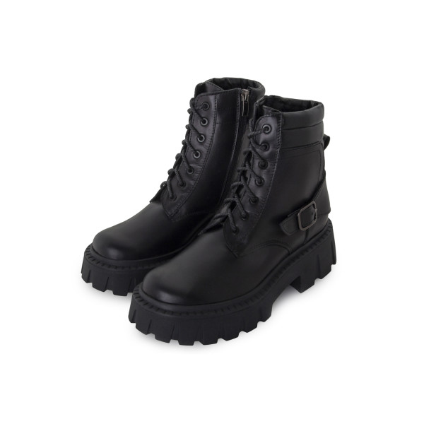 Ботинки женские Tomfrie MS 24393 черный