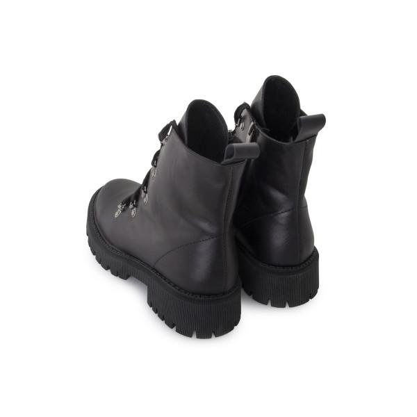 Ботинки женские Tomfrie MS 24394 черный