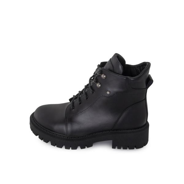 Ботинки женские Tomfrie MS 24395 черный