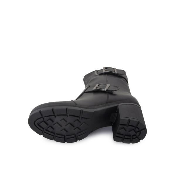Ботинки женские Tomfrie MS 24396 черный