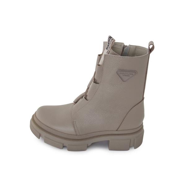 Ботинки женские Tomfrie MS 24397 бежевый