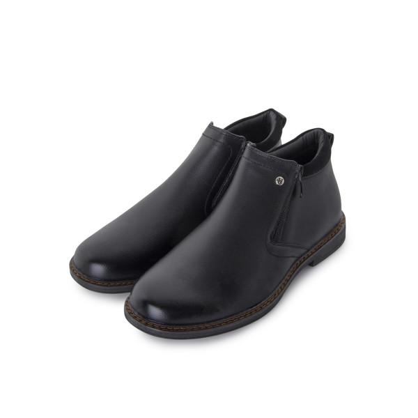 Ботинки мужские Без ТМ MS 24343 черный
