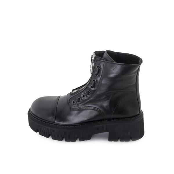 Ботинки женские Brenda MS 24499 черный