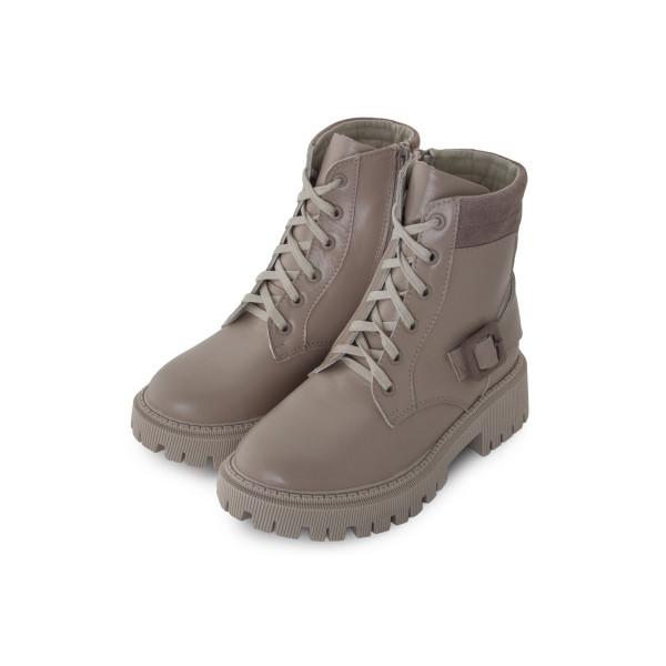 Ботинки женские Tomfrie MS 24399 бежевый